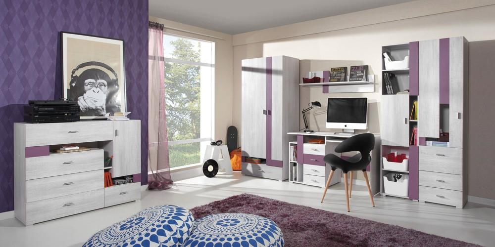 d tsk a studentsk pokoj. Black Bedroom Furniture Sets. Home Design Ideas