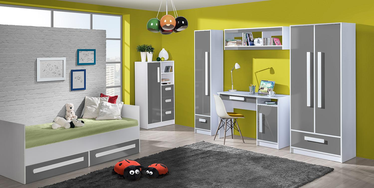 guliver luxusn d tsk studentsk pokoj. Black Bedroom Furniture Sets. Home Design Ideas
