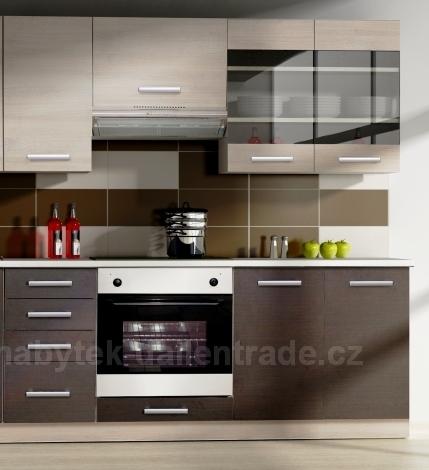 eee16e858d4a CHAMONIX sektorová kuchyňská linka 180 cm